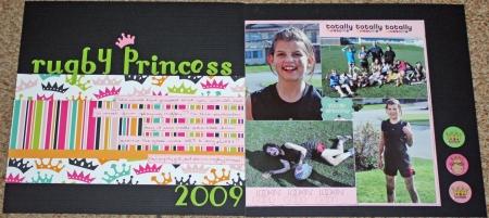 Rugby Princess